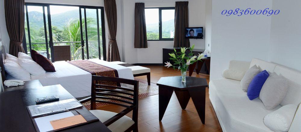 Côn Đảo Resort, Phòng khách sạn tại Côn Đảo, Nhà khách Công Đoàn tại Côn Đảo, khu nghỉ dưỡng Côn Đảo Resort
