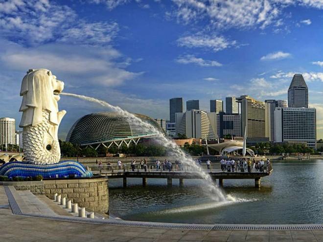 Du lịch tham quan đảo quốc Sư Tử | Tour du lịch Singapore (4n3đ)