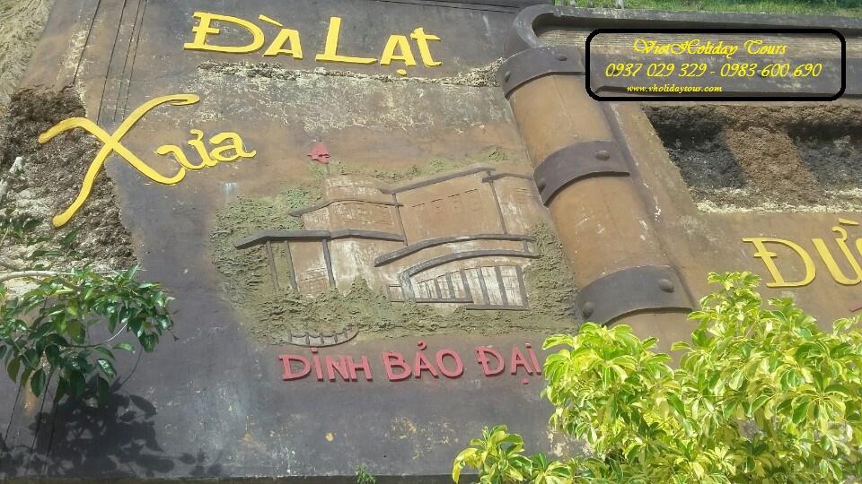 Tour Đà Lạt, du lịch Đà Lạt, tour du lịch Đà Lạt ghép đoàn