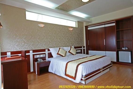 Golden Rain hotel Nha Trang, khách sạn Golden rain tại Nha Trang, Golden Rain Hotel (3 sao)