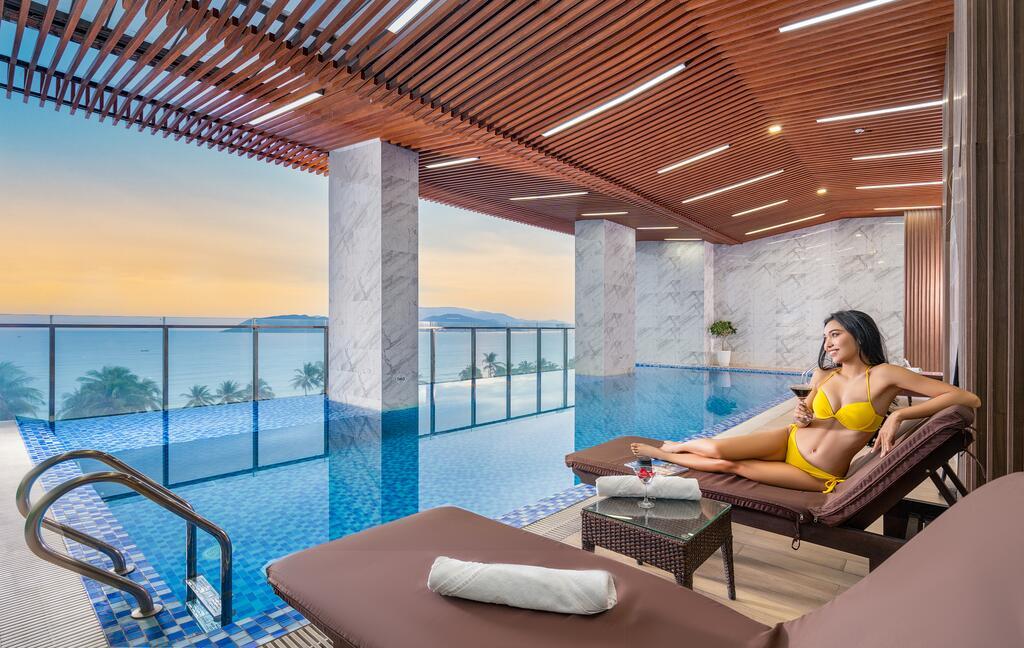 Vesna Hotel 5*, Vesna Hotel Nha Trang, Vesna Nha Trang Hotel, Khách sạn Vesna Nha Trang