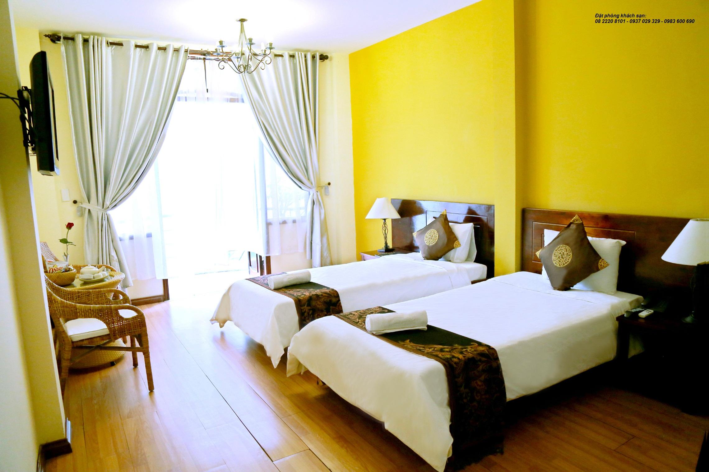 Gold Coast Hotel Đà Nẵng, Khách sạn Gold Coast tại Đà Nẵng, phòng khách sạn gold Coast, Khách sạn 3 sao Gold Coast