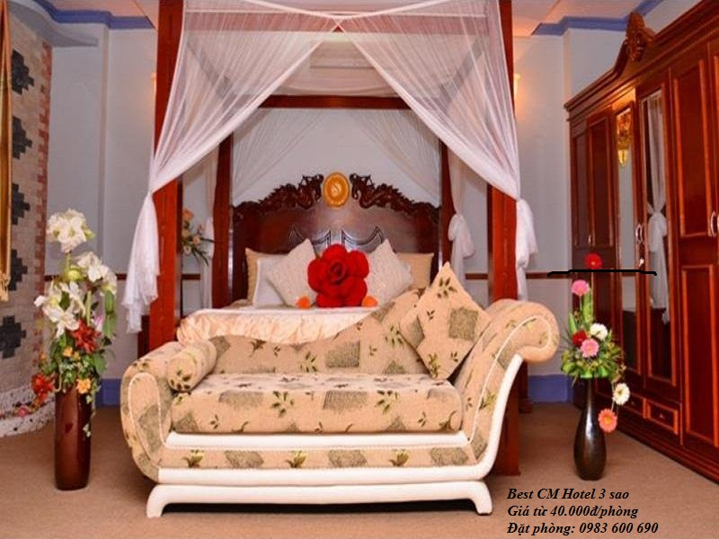 Best CM Hotel 3 sao, Khách sạn Best Cà Mau, Khách sạn Best CM ở Cà Mau, Khách Sạn 3 sao Cà Mau