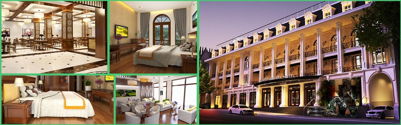 SAPA LEGEND HOTEL & SPA, LEGEND SA PA HOTEL 4*