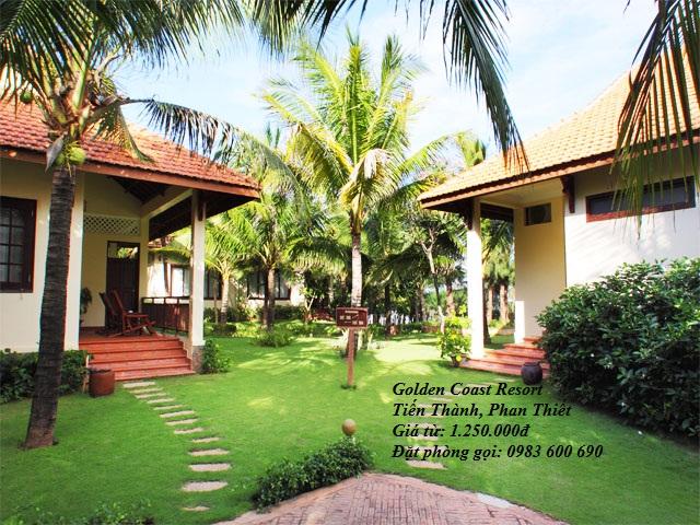 Golden Coast Resort ở Phan Thiết, Golden Coast Resort 4 sao, Golden Coast Resort, Khách sạn 4 sao tại Phan thiết