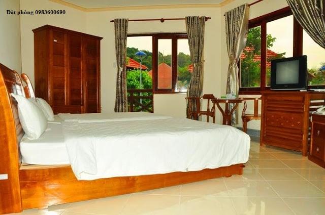 Núi Đèn Hà Tiên Resort, Núi Đèn Hà Tiên, Khách sạn Núi Đèn Hà Tiên