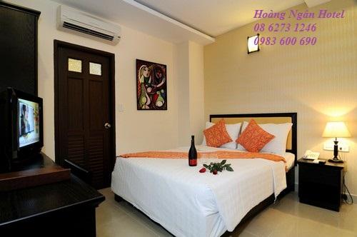 Hoàng Ngân Hotel, Khách sạn Hoàng Ngân 3 sao, Hoang Ngan Hotel 3 sao, Hoàng Ngân Hotel Sài Gòn 3 sao, Khách sạn Hoàng Ngân