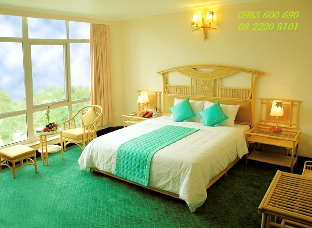Green Hotel Hue 4 sao, khách sạn 4 sao tại Huế, Khách sạn Xanh tại Huế, Green Huế Hotel
