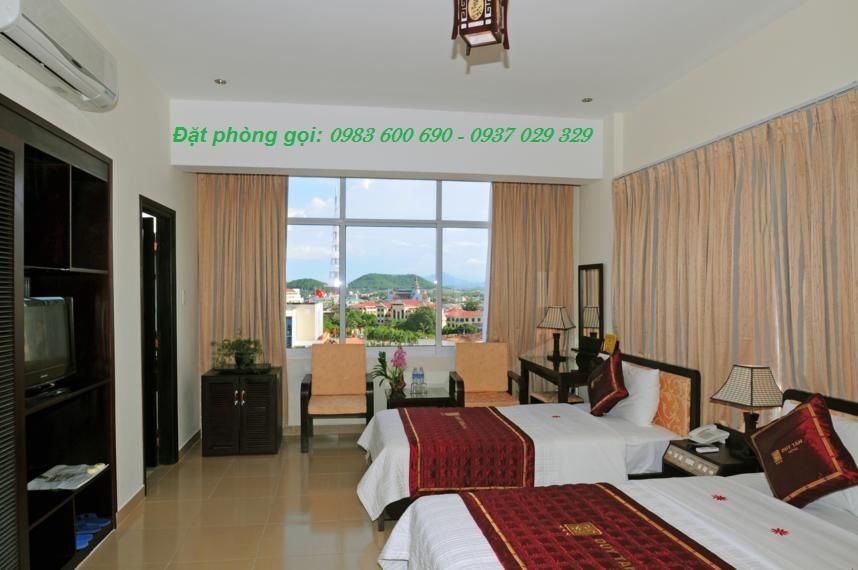 Duy Tân Hotel, Khách sạn Duy Tân 3 sao tại Huế, Khách sạn tại trung tâm thành phố Huế 2,3 sao