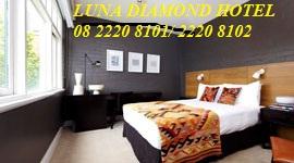 Luna Diamond Hotel Đà Nẵng, Khách sạn Luna Diamond tại Đà Nẵng, Khách sạn gần biển Mỹ Khê, Khách sạn 3 sao giá rẻ tại trung tâm Đà Nẵng