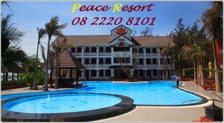 Peace Resort – Hưng Phát 2, Peace Resort, Peace Resort 3 sao tại Mũi Né, Nhà hàng khách sạn Hưng Phát 2