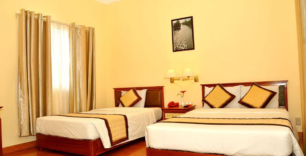 Kelly Hotel 3 sao, Khách sạn Kelly, Khách sạn gần chợ Bến Thành, khách sạn 3 sao trung tâm Sài Gòn