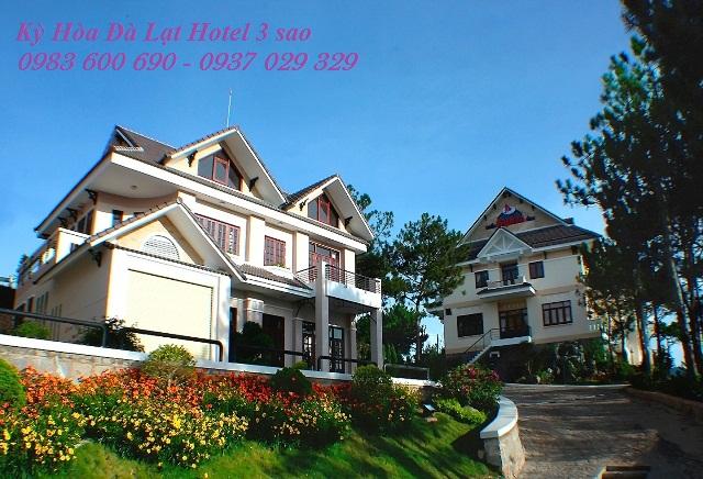 Kỳ Hòa Đà Lạt, Kỳ Hòa Dalat Hotel, Khách sạn Kỳ Hòa Đà Lạt