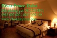 RIVER PRINCE HOTEL 3 sao, River Prince Dalat Hotel, River Prince Hotel Dalat, Khach san 3 sao tại Đà Lạt