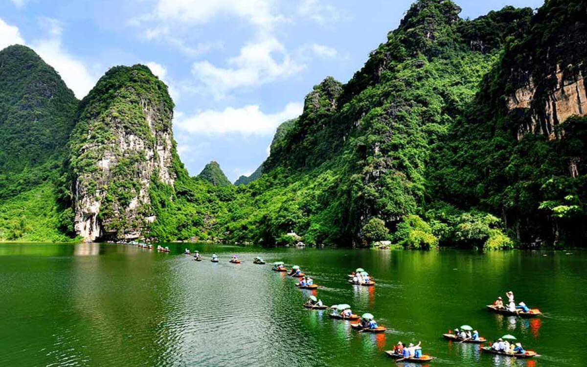 Tour miền Bắc Tết Tân Sửu 2021 | Hà Nội - Ninh Bình - Tràng An - Bái Đính - Hạ Long - Yên Tử (3n2đ)
