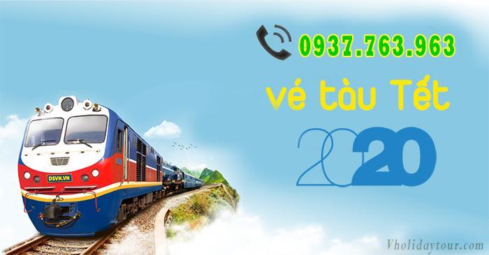 Giờ tàu tết 2020 chiều từ Hà Nội đi Sài Gòn và các tỉnh phía Nam
