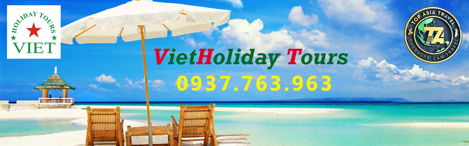 Du lịch VietHoliday Tours